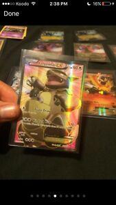 Selling 10 ULTRA rare Pokemon cards - M/MN