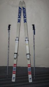 QUALITY SKIS AND POLES