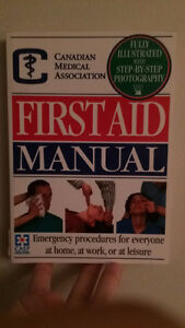 Canadian Medical Agency First Aid Manual