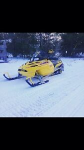 2000 MXZ 700 for sale or trade