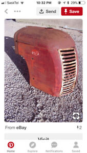 Tractor Grills