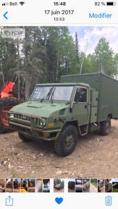 Camion d'armée Western Star 1993