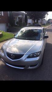 Mazda 3 2005 automatique 55000 km A-1