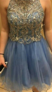 Reduced Beautiful Girls Prom Dress