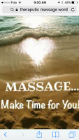 Professional massage $65 hr ( direct billing )