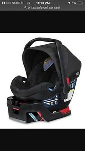 Britax safecell car seat for sale