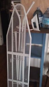 KitchenWorks IRON & IRONING BOARD: With 2 Jugs Distilled Water