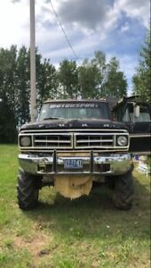 72 ford mud bogger