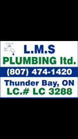 Plumbing contractor. Repairs and new installations.