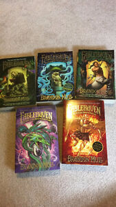 Fablehaven Series Books 1-5
