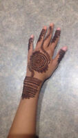 Henna Artist in Kitchener-Waterloo