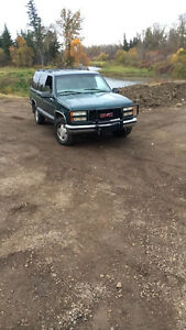 1999 GMC Yukon   **Ready for winter**