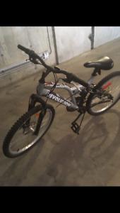 Vélo ccm  de 18 pouces