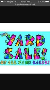 Huge Yard sale 319 N. May Street
