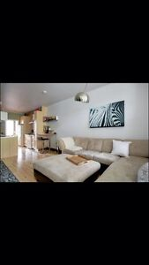 FULLY FURNISHED CONDO all-included MEUBLÉ metro Jean Talon