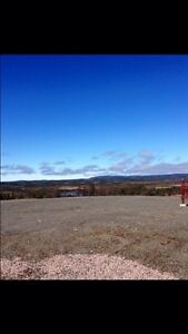 Beautiful one acre for sale on Markland Road - Price Reduced!