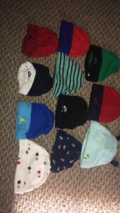 Baby hats 0-6 months !