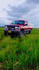 Lifted 1995 Chevrolet
