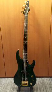 Samick 4 String Bass Guitar