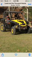 2013 can am commander 1000x