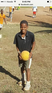 Wanted: Men's soccer cleats for Haiti