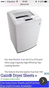Laveuse secheuse a vendre/washer dryer for sale