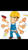 Electrician and Handyman for hire