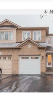 BEAUTIFUL HOUSE AVAILABLE FOR RENT IN BRAMPTON FROM 15 JULY
