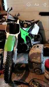 kawa KX 250