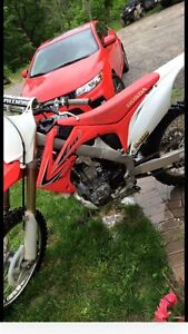 2011 CRF250R only 53hrs