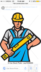 Construction/laborer available