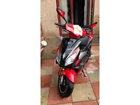 125cc Pulse lightspeed 2 moped