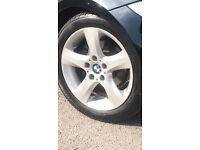 BMW 1 SERIES SPORT ALLOYS VGC