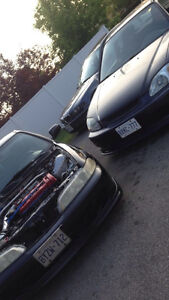 JDM front end Teggy for sale