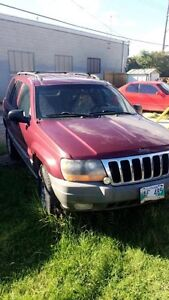 2000 Jeep Grand Cherokee V6 - Moving on The 7th, Need Gone Asap