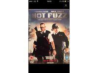 SALE! Hot Fuzz DVD