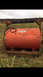 Réservoir à essence 500 gallons