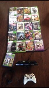 Xbox 360 games /Kinect etc