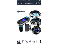 Brand new Bluetooth mp3 player
