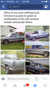 1991 GMC Sierra excellent condition inside and out head turner