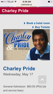 Chairly Pride