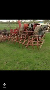 3 piece harrow