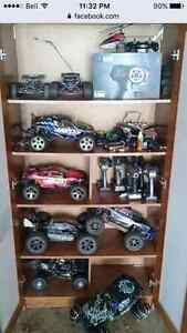 Traxxas Losi hpi , RC Tires and parts