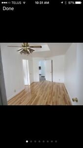 3 1/2 bachelor apartment available for immediate occupancy