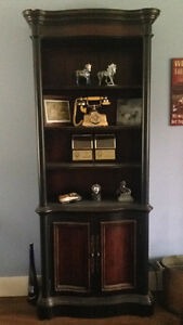 Bookshelf / Cabinet by Hooker Furniture -Seven Seas Series