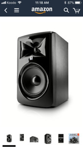 Jbl 308 M11 powered monitors