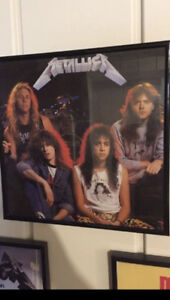 Early Metallica Live Record