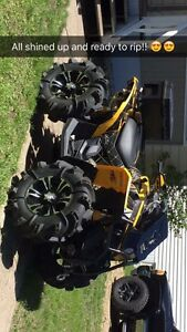 2013 Can Am Renegade 1000 REDUCED!!TRADES???