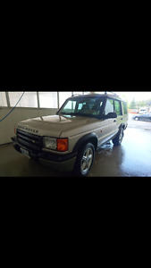 2000 Land Rover Discovery Other