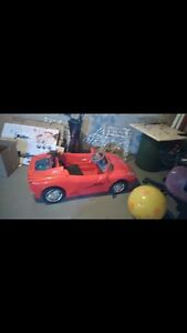 Ride in car for kids